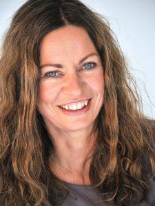 Connie Kragelund stort smil